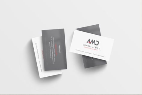 Carte de visites AMD