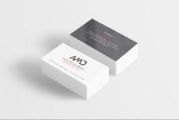 Cartes de visite AMD